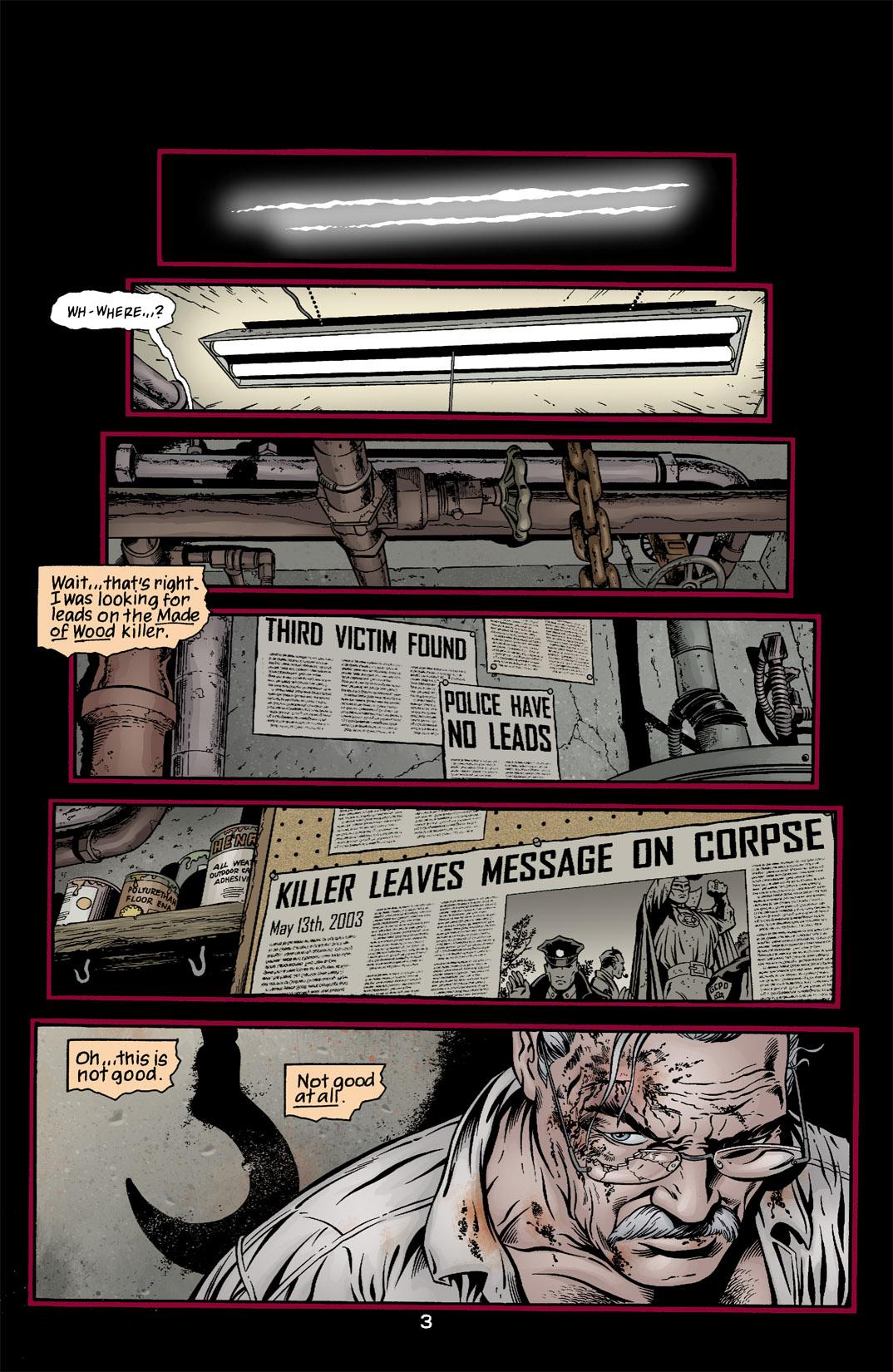 Detective Comics (1937) 786 Page 3