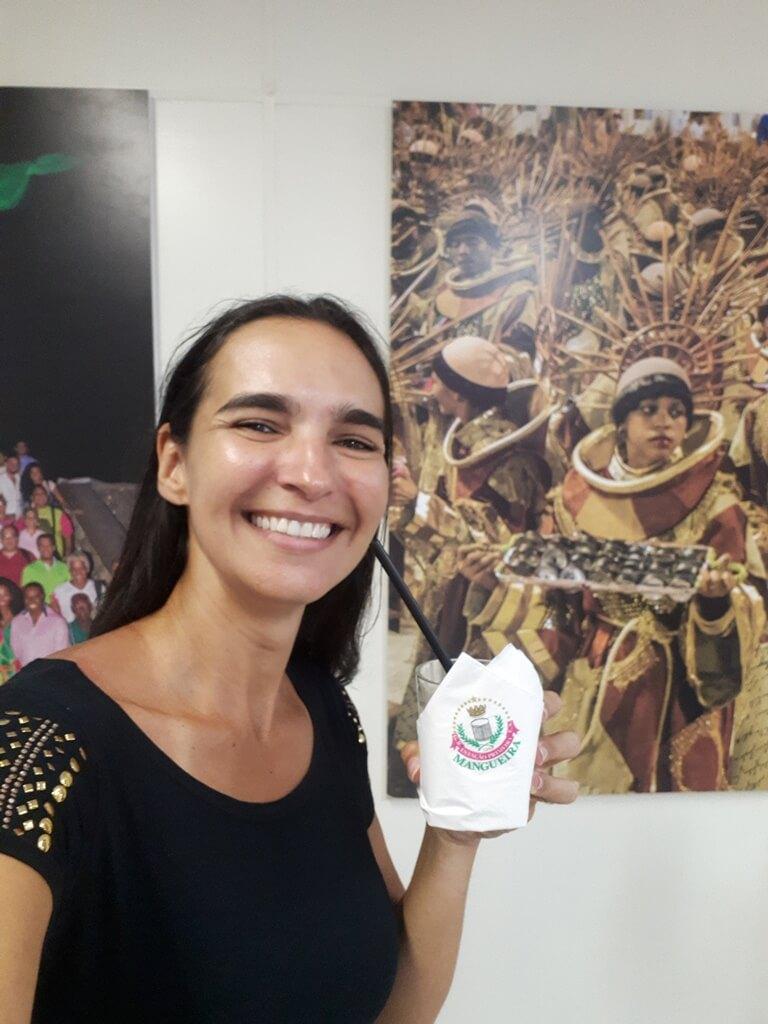 Tour Viva Mangueira na Cidade do Samba