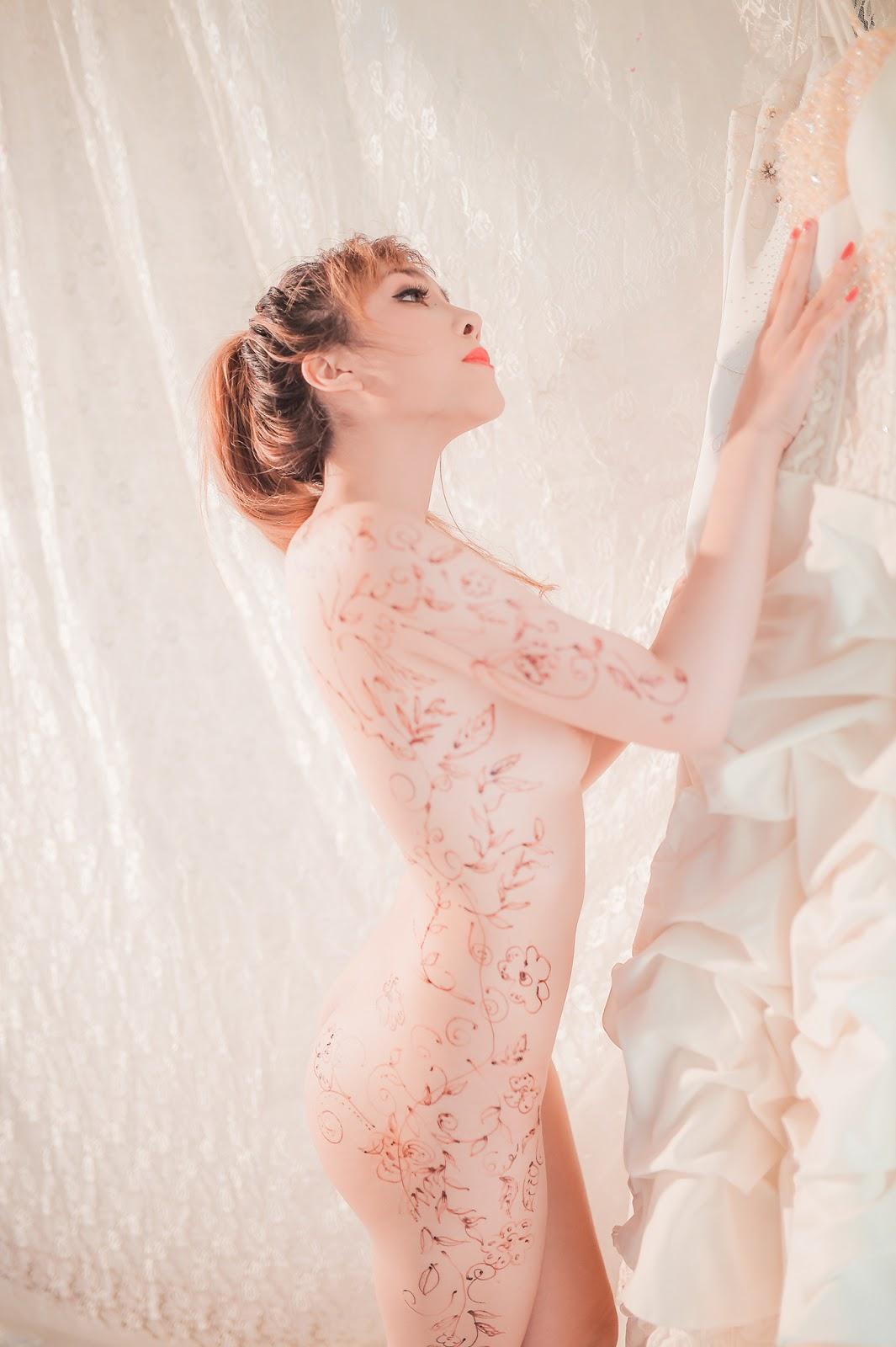 Nude Art Bridal Henna