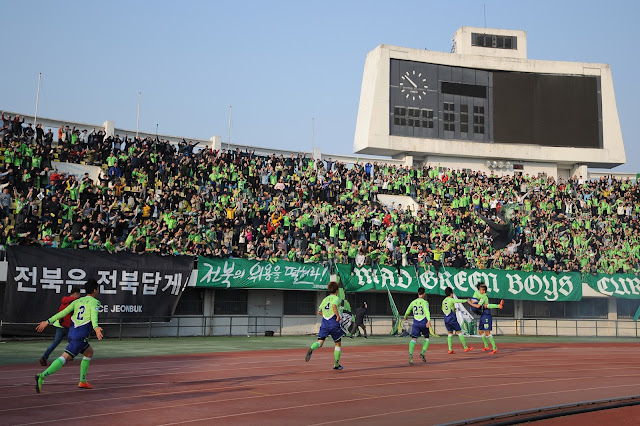 K League Classic Match Report: Jeonbuk Hyundai Motors 2 -1 Jeonnam Dragons