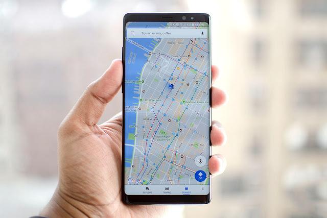 Cara Mudah Menghapus History Google Maps