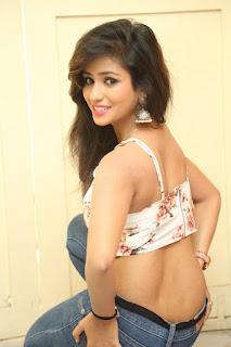 Deekshita Parvathi in a short crop top and Denim Jeans Spicy Pics Beautiful Actress Deekshita Parvathi January 2017 CelebxNext (119).JPG