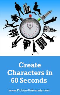 how do I create a character