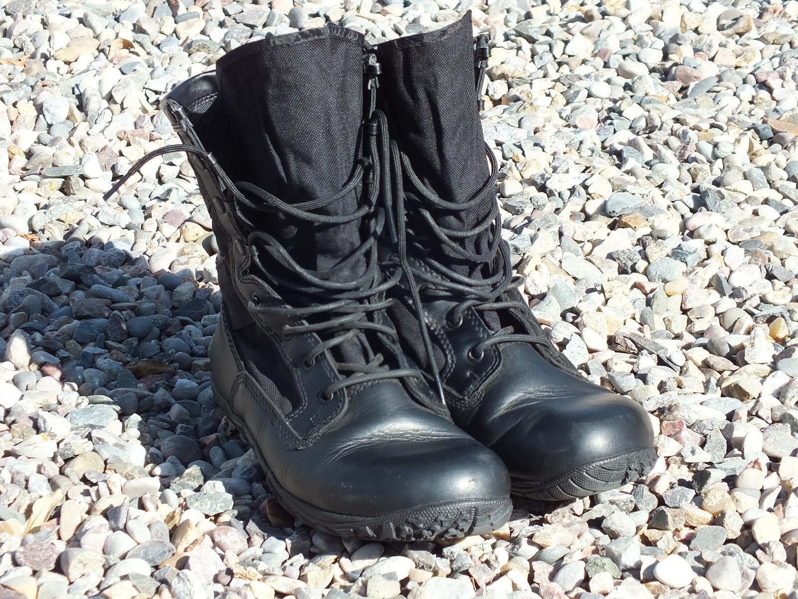 Review Belleville Mini Mil Minimalist Boots Special