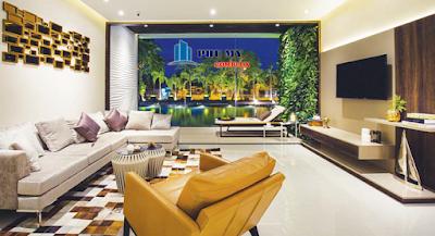 Căn hộ mẫu dự án Phú Mỹ Complex