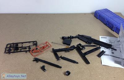1:6 Scale Model Toy Gun M82A1