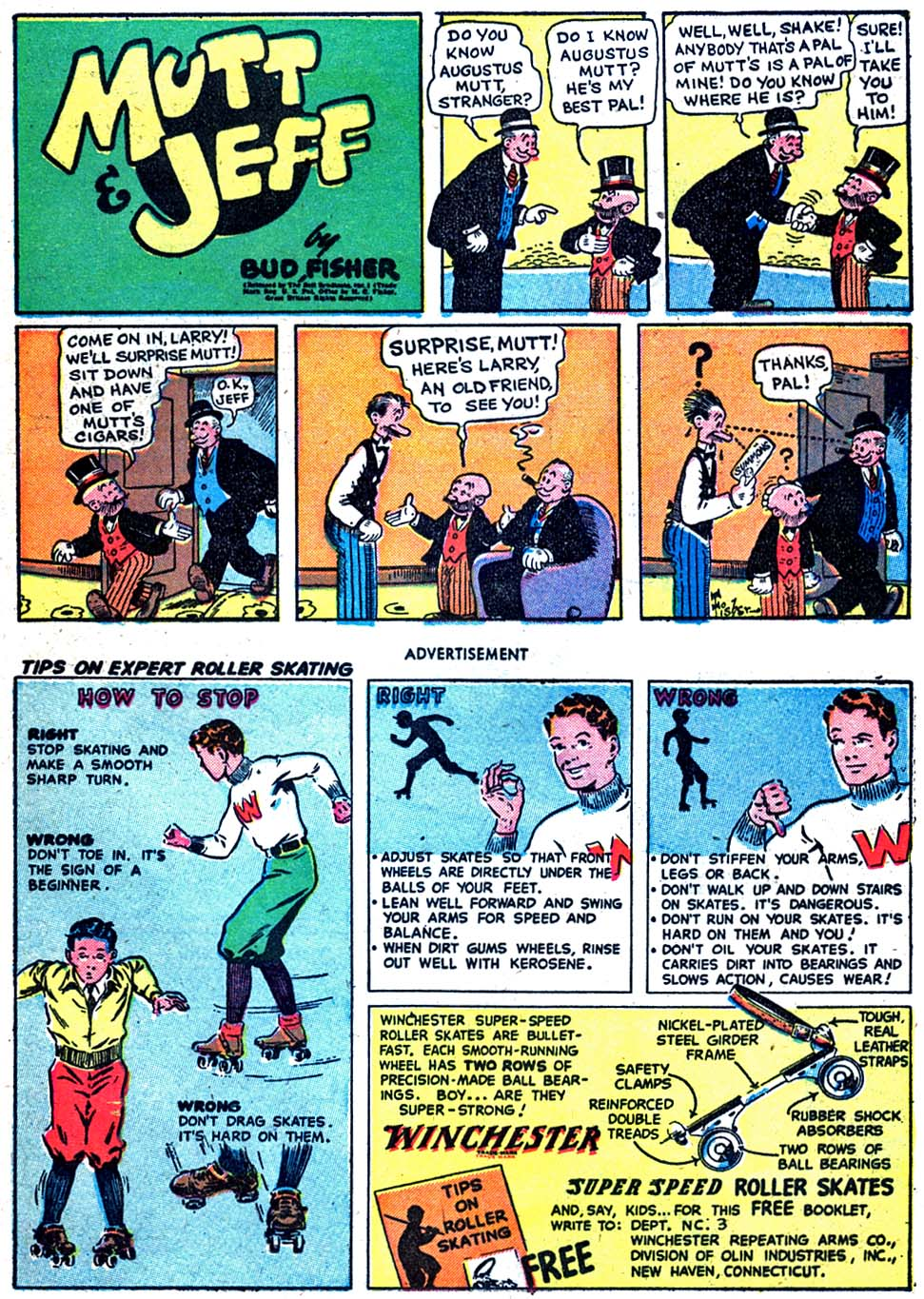 Read online All-American Comics (1939) comic -  Issue #94 - 33