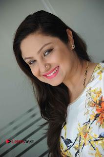 Actress Priyanka Trivedi (Upendra) Pos at Shuddhi Kannada Movie Press Meet  0003.jpg