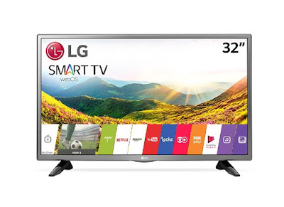 Smart tv led LG 32 inch