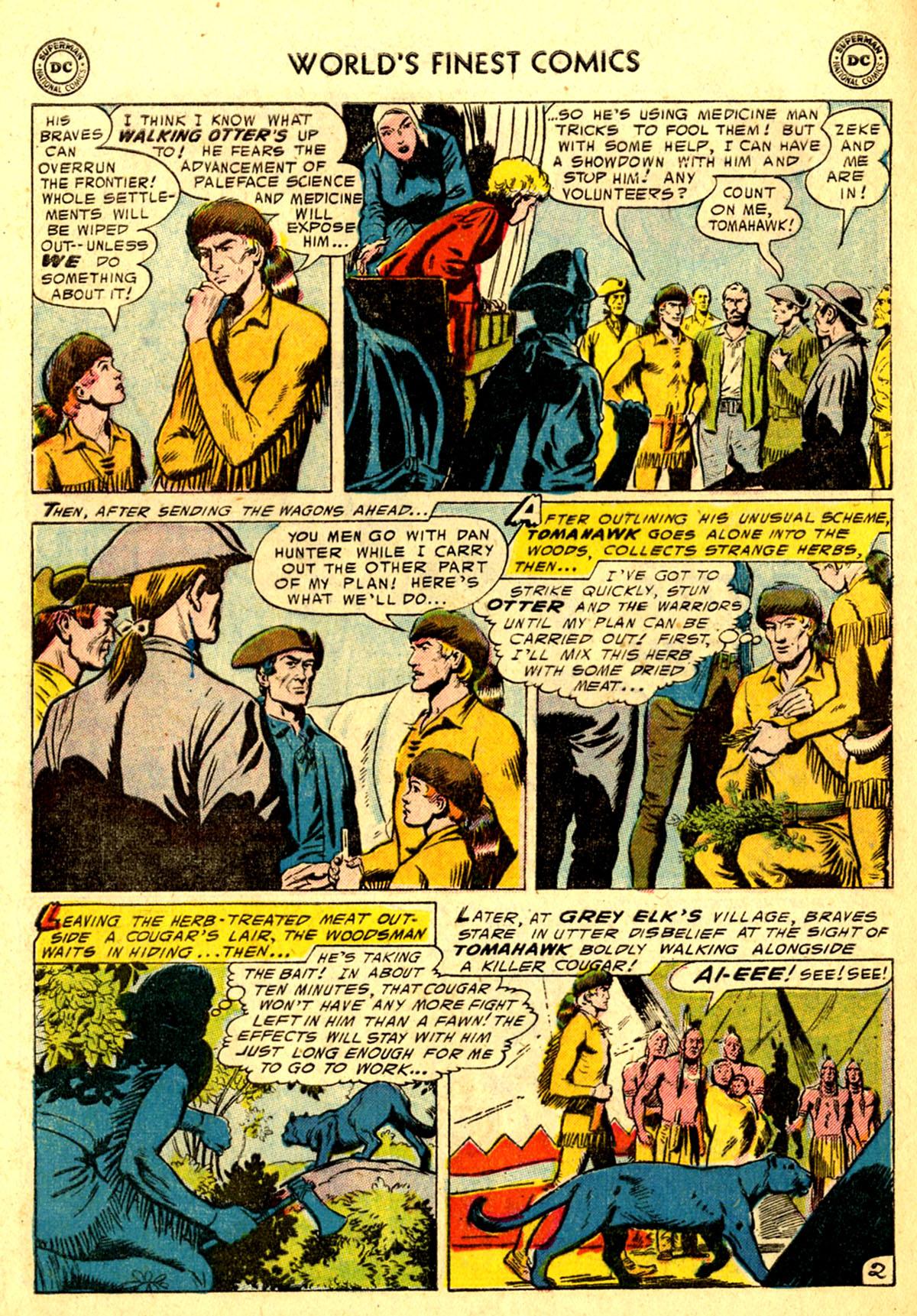 Read online World's Finest Comics comic -  Issue #75 - 28