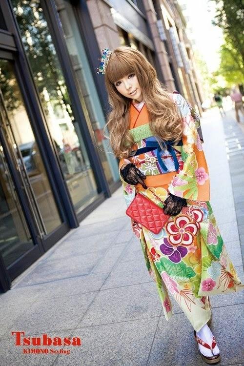 Modern Kimonos - Kimono Dress
