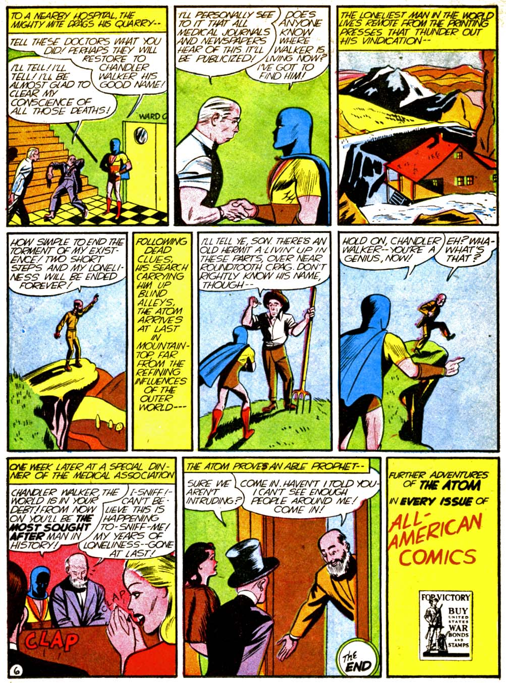 Read online All-American Comics (1939) comic -  Issue #52 - 24