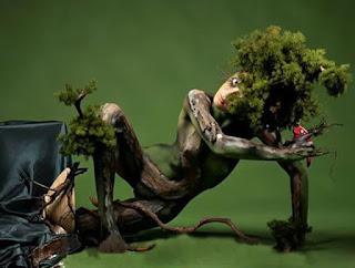 Αποτέλεσμα εικόνας για Αν δεν σου αρέσει το σημείο που είσαι… φύγε! Δεν είσαι δέντρο…