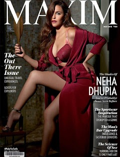 Maxim India – May 2018 magazine cover photo