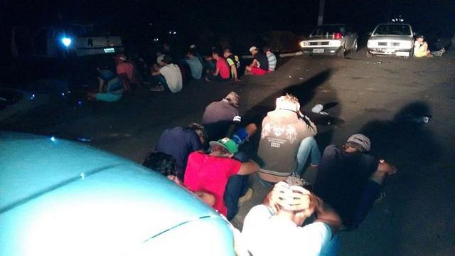 """Policia Militar, Semttran e Detran se unem em combate aos """"Sociais"""" em Cacoal"""