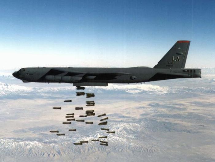 Bomber B-52 G