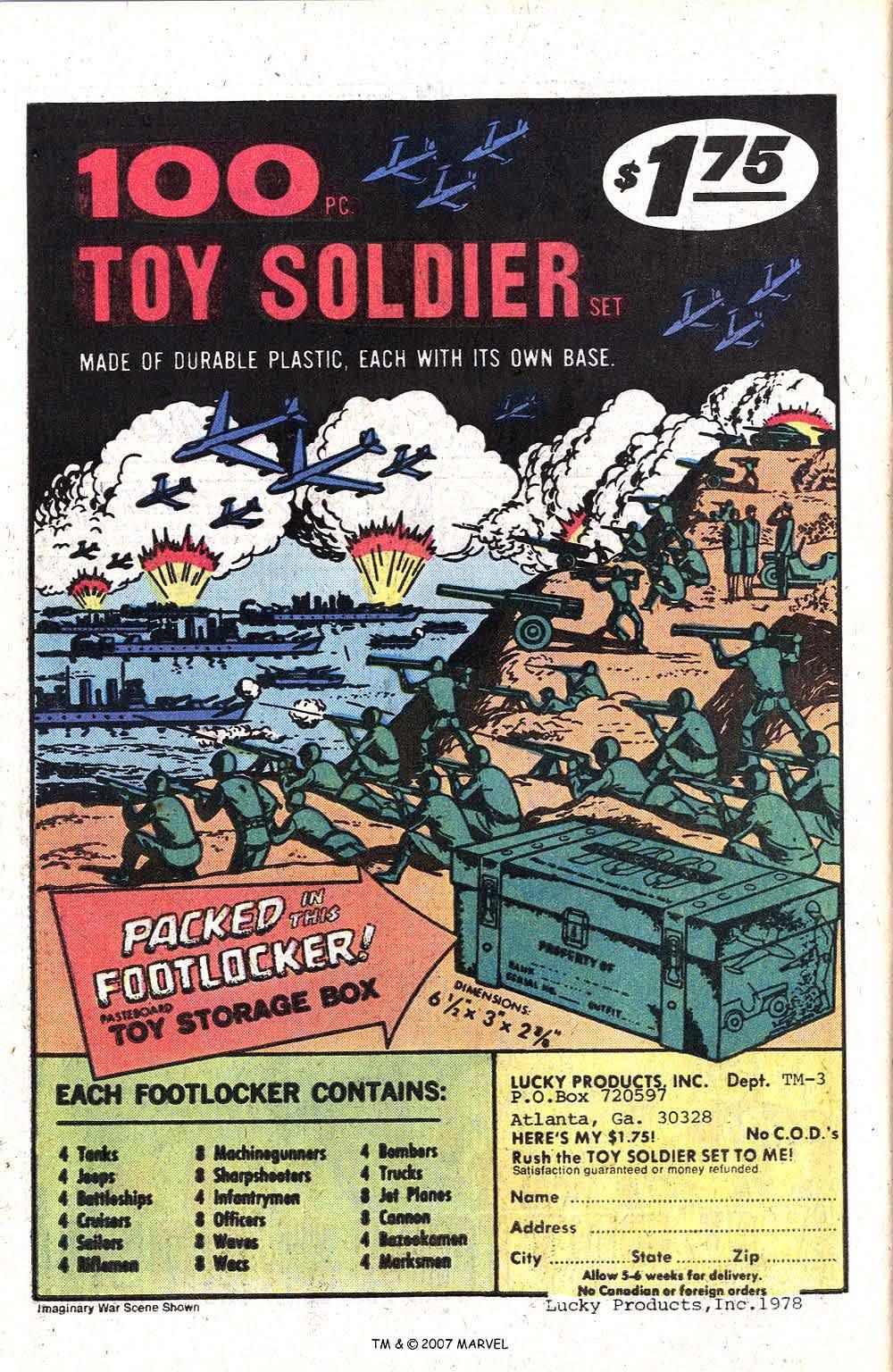 Captain America (1968) Issue #230b #145 - English 34