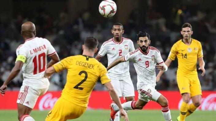 تغطية مباشرة.. الإمارات 1-0 أستراليا (الشوط الثاني)