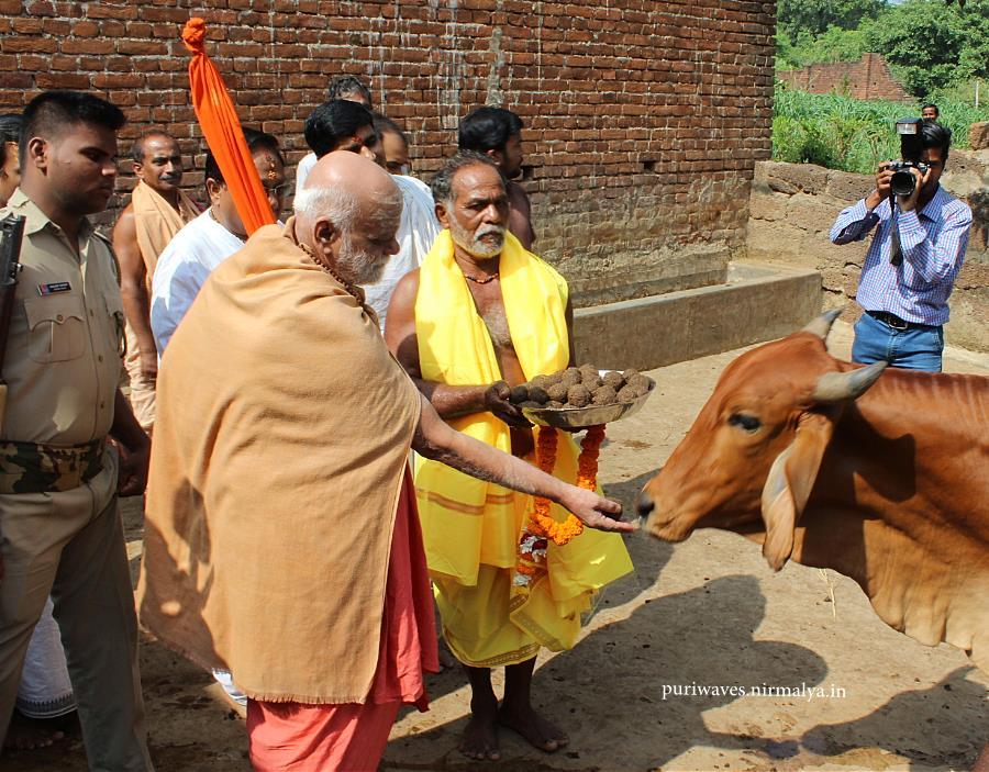 Gopastami,Gosthastami – Gopuja by Swami Nishchalananda Saraswati Maharaj
