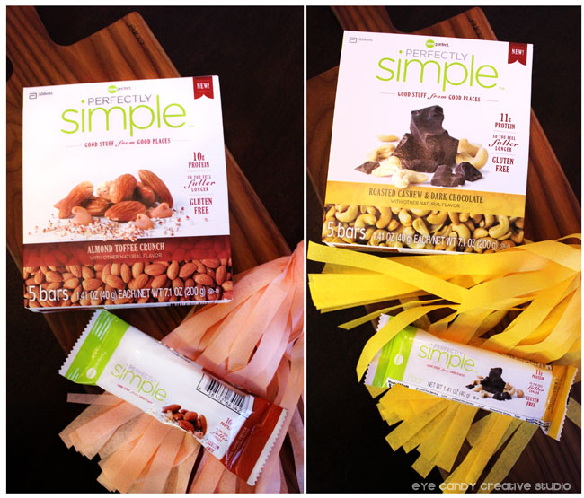 Perfectly Simple bars, ZonePerfect, fave flavors, almond toffee, cashews