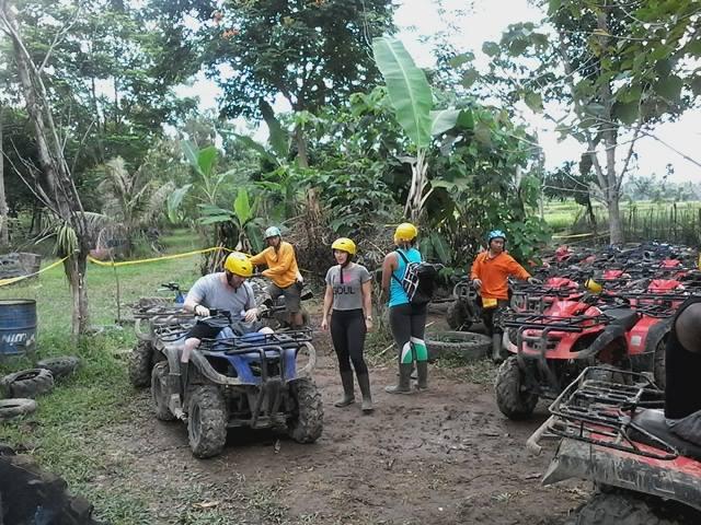 Bali ATV adventure Tour Package