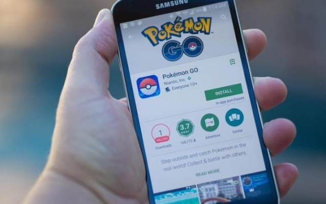 Install Pokemon Go APK (Region Free) Available to Download For Android Users