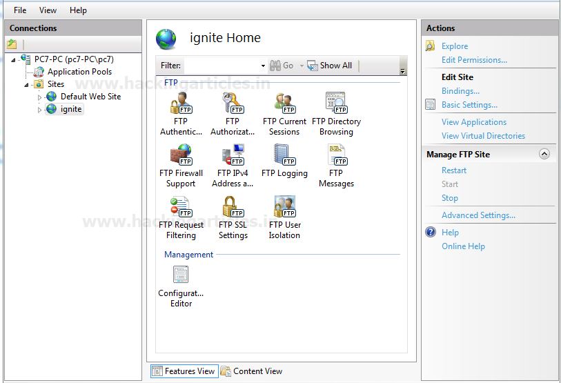 FTP Penetration Testing on Windows (Port 21)