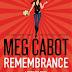 Vem ai: 'Remembrance', o 7º livro da série 'A Mediadora' de Meg Cabot