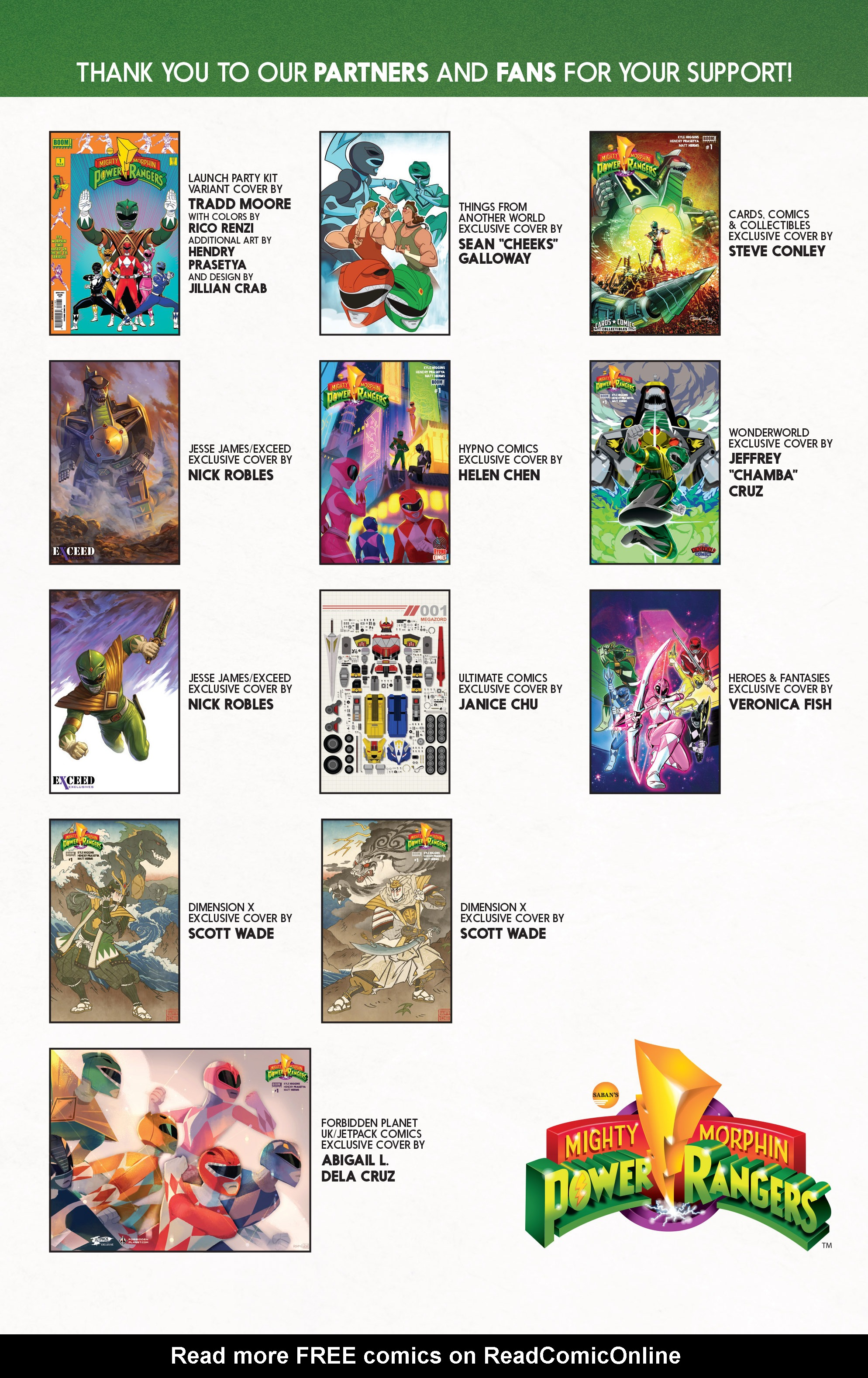 Read online Mighty Morphin Power Rangers comic -  Issue #1 - 25