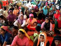 Puluhan Wanita Muslim Dilaporkan Diperkosa di Myanmar Utara di Negara Bagian Rakhine