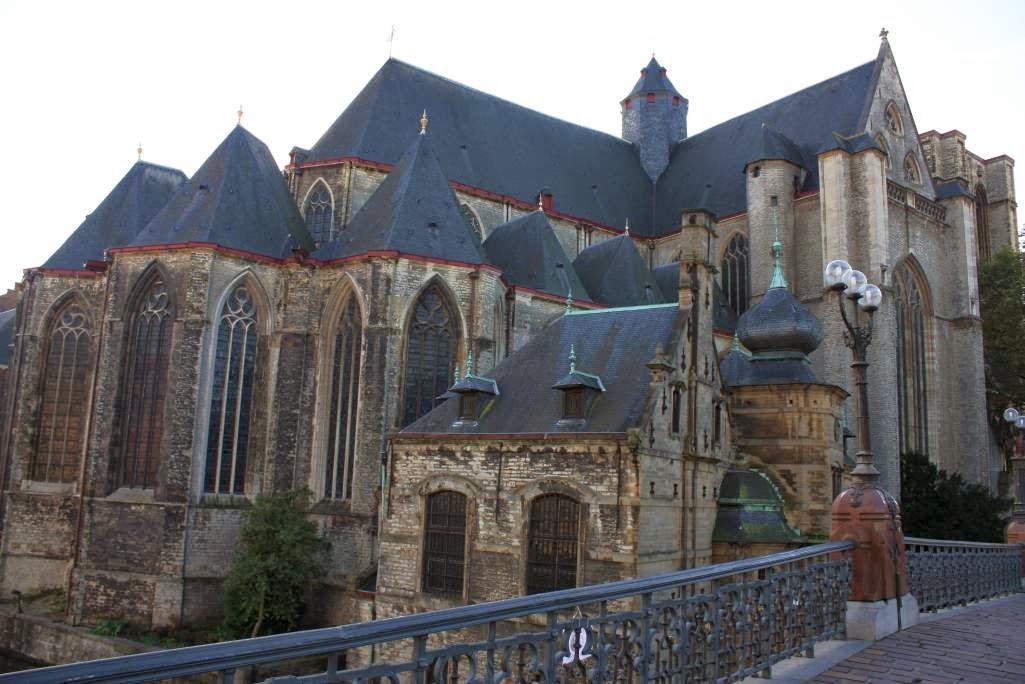 Sint Michielskerk in Ghent