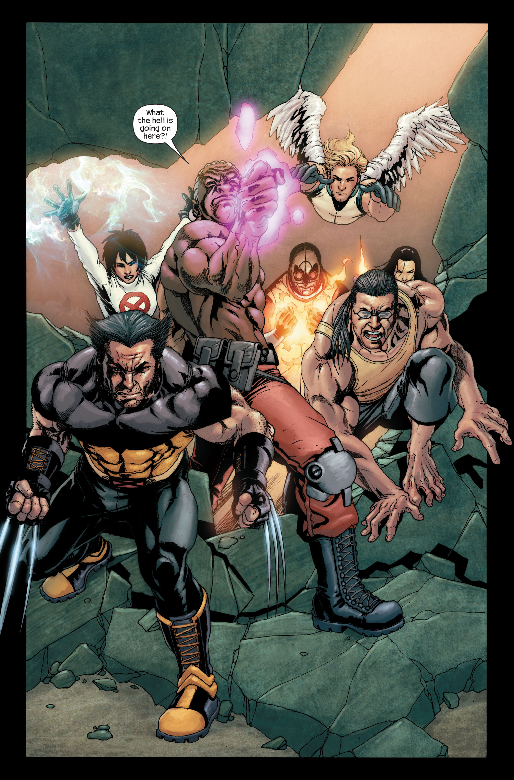 Read online Ultimate X-Men comic -  Issue #89 - 14