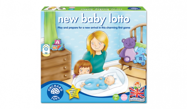 New Baby Lotto from Orchard Toys