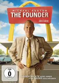 The Founder (2016) Dual Audio Hindi - English BluRay (True Story Of McDonald's)