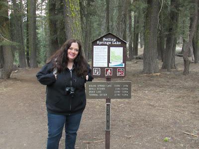 romance author rachelle vaughn Lassen Volcanic National Park