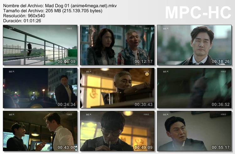 Mad Dog 01 capturas