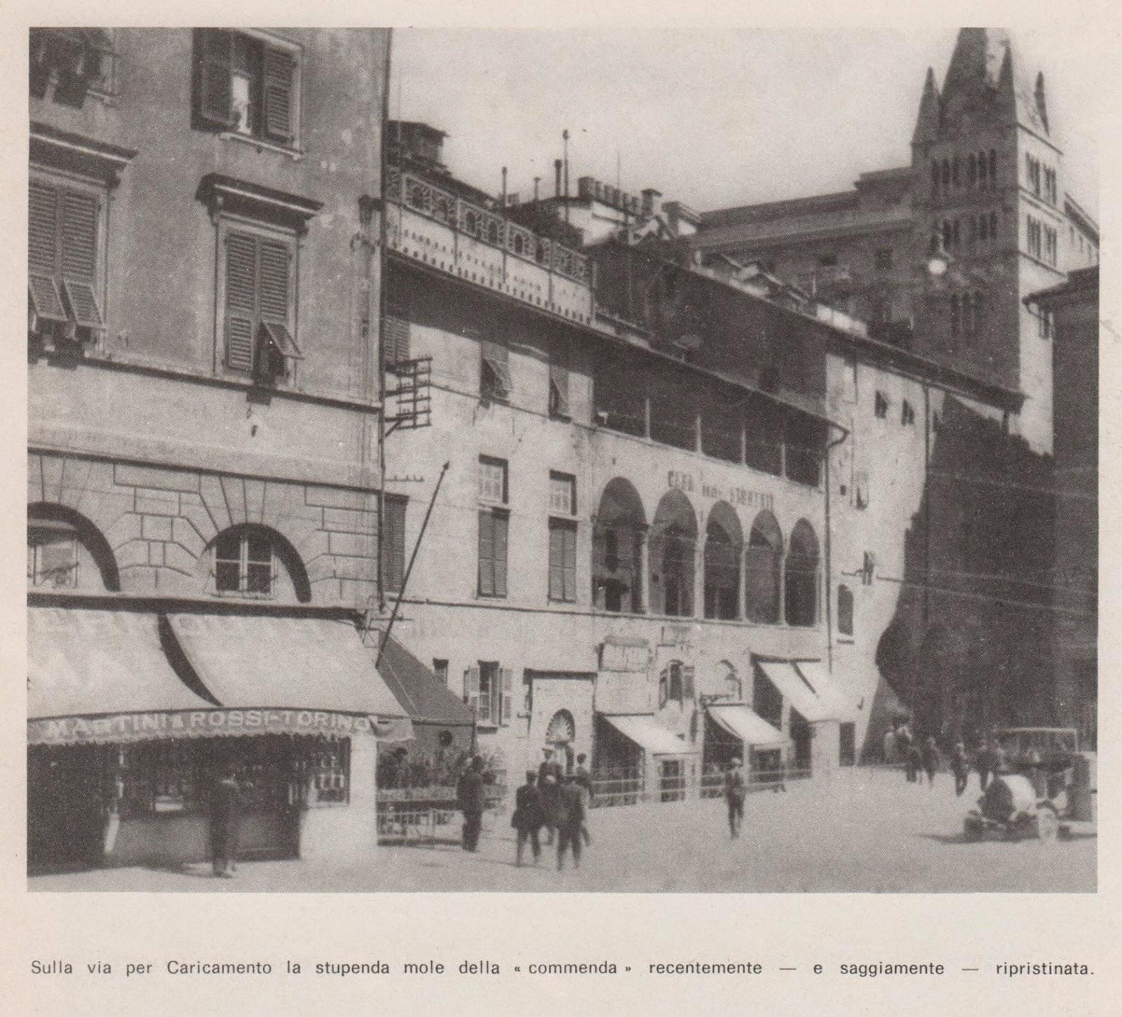 CERA UNA VOLTA GENOVA  Genova  Via Gramsci