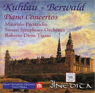 Kuhlau & Berwald: Piano Concertos