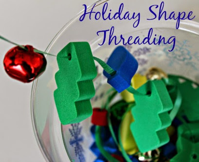 Holiday Shape Threading