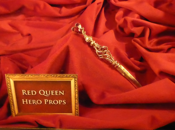 Alice Through Looking Glass Red Queen prop