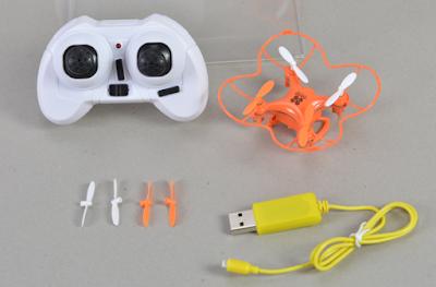 Spesifikasi Nano Drone - OmahDrones