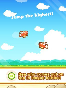Magikarp Jump MOD APK v1.0.3 Full Hack Unlimited Coins and Diamonds Free