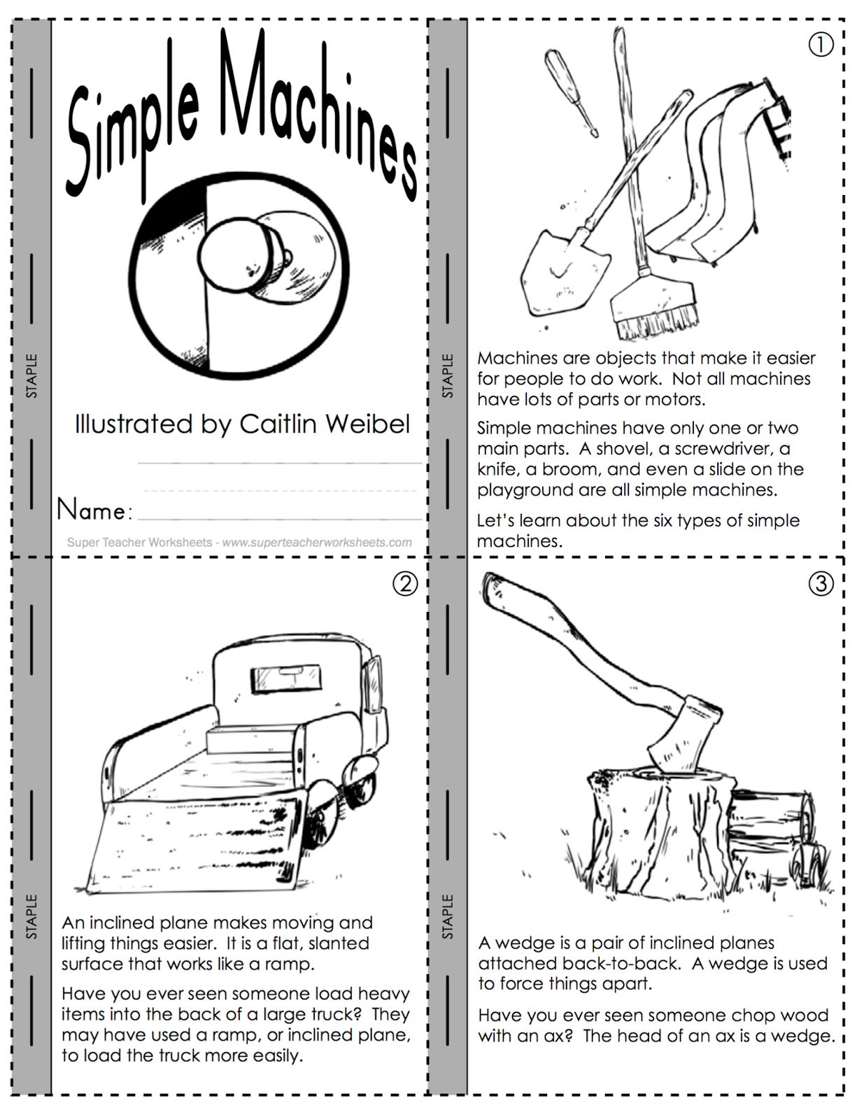 medium resolution of Dragon's Den Curriculum: Making Simple Machines Simple