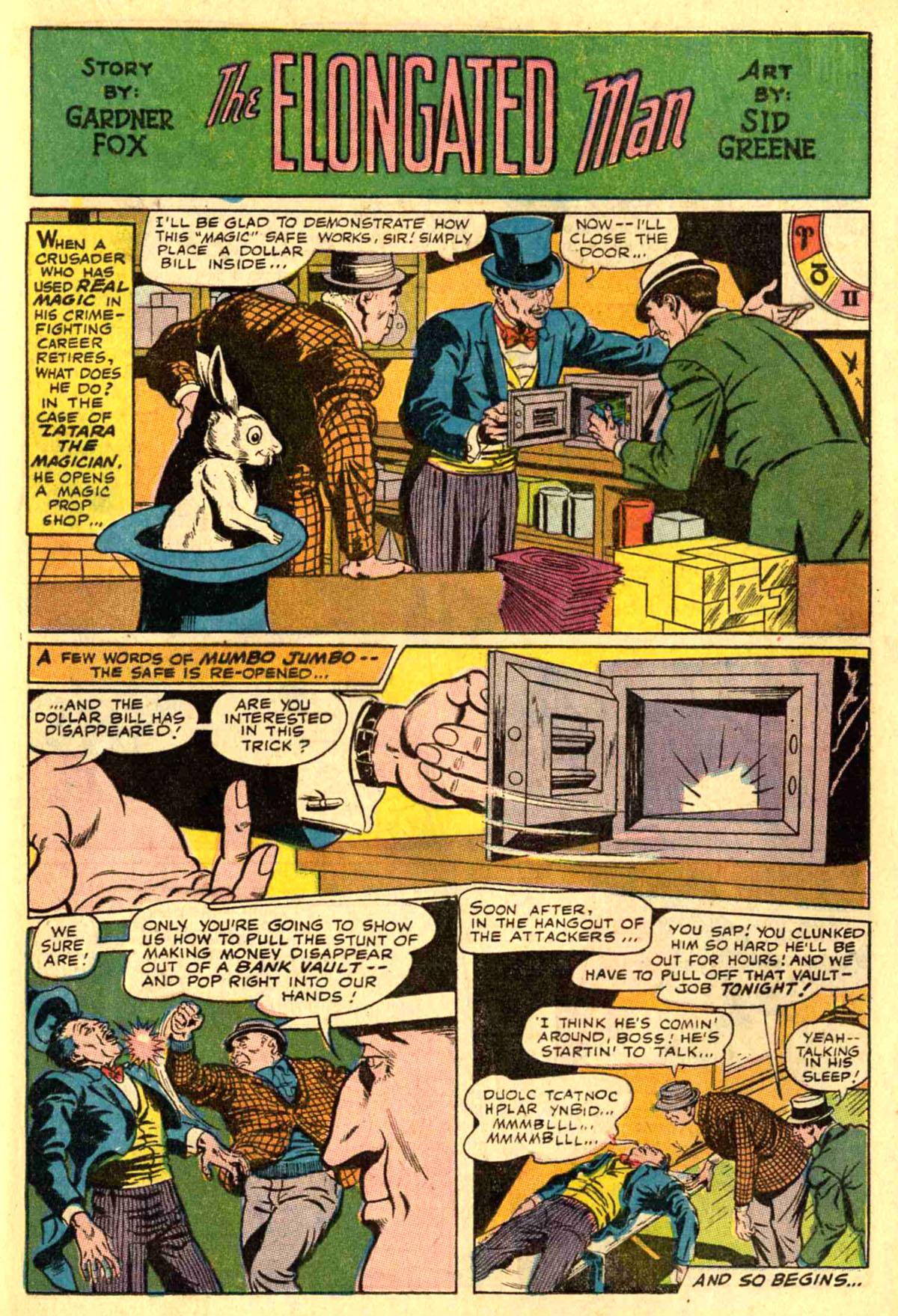 Detective Comics (1937) 379 Page 20