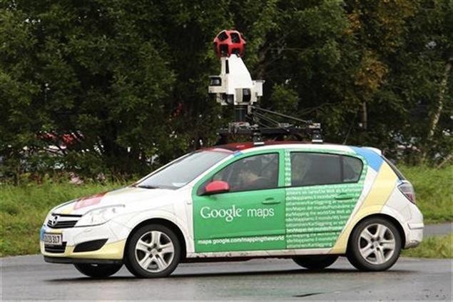 Street View data