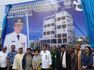 Manado Peringkat Pertama Kota Paling Toleran di Indonesia