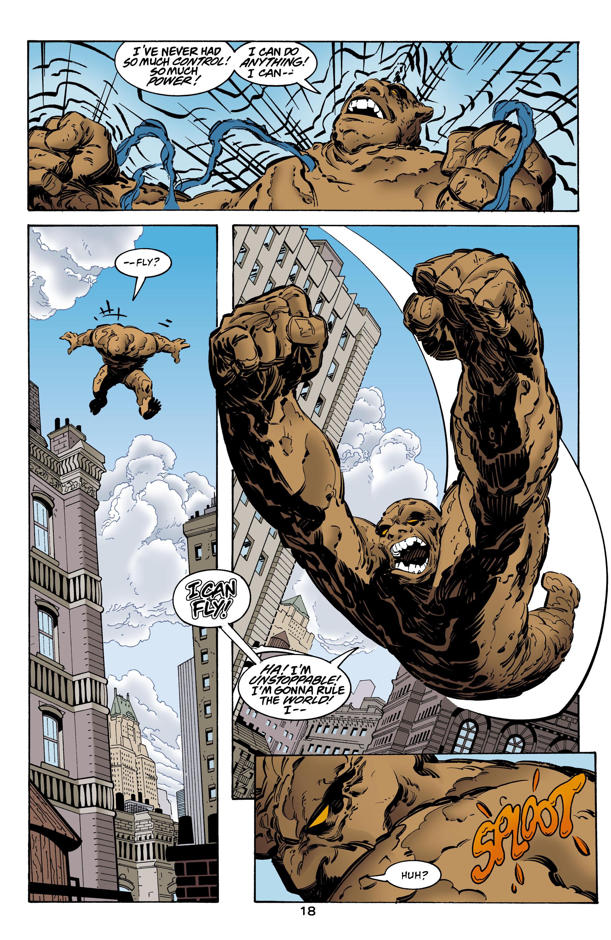 Read online Wonder Woman (1987) comic -  Issue #160 - 19