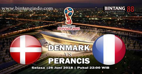 Prediksi Denmark Vs Perancis 26 Juni 2018