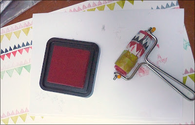 stamped paper tutorial