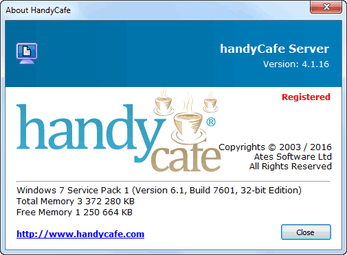 HandyCafe: Free Internet Cafe Software, WiFi Hotspot Software, Cyber ...